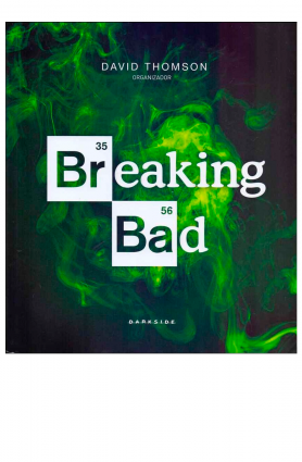 "Livro ""Breaking Bad"", David Thomson"