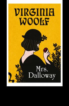 "Livro ""Mrs Dalloway"", Virginia Woolf"