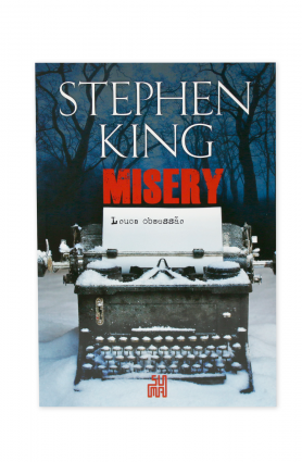 Livro Misery, de Stephen King