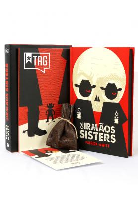 "Kit TAG Curadoria ""Os irmãos Sisters"" (abr/17)"
