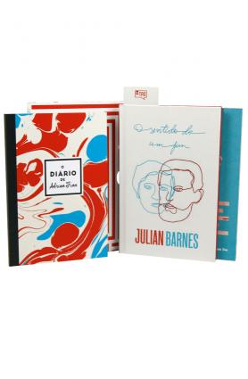 "Kit TAG Curadoria jun/19 - ""O sentido de um fim"", Julian Barnes"