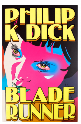 "Livro ""Blade Runner: Andróides sonham com ovelhas elétricas? "", Philip K. Dick"