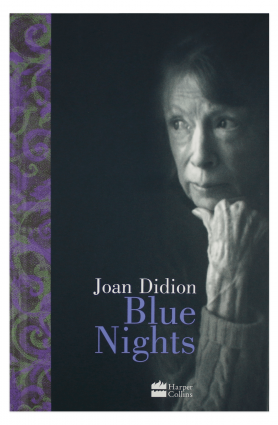 "Livro ""Blue nights"", Joan Didion"