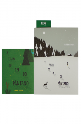 "Kit TAG Inéditos ""A filha do Rei do Pântano"" (out/18)"