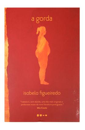 "Livro ""A gorda"", Isabela Figueiredo"