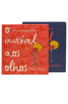 "Livro ""O invisível aos olhos"", João Doederlein @akapoeta"