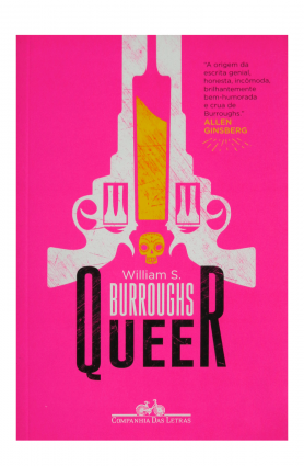 "Livro ""Queer"", William S. Burroughs"