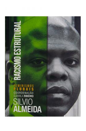 "Livro ""Racismo Estrutural"", Silvio Almeida"