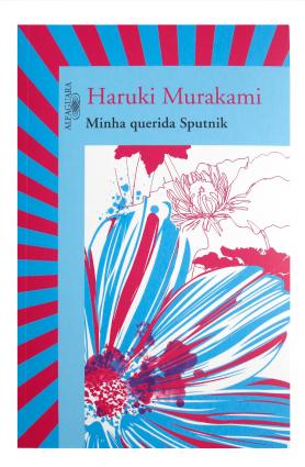 """Livro """"Minha querida Sputnik"""", Haruki Murakami"""