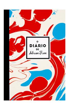 """Caderno """"Diário de Adrian"""""""