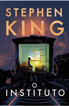 "Livro ""O instituto"", Stephen King"