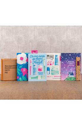 "Kit TAG Inéditos ""Os cem anos de Lenni e Margot"", Marianne Cronin (Ago/21)"