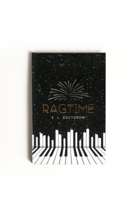 "Livro ""Ragtime"", E. L. Doctorow"