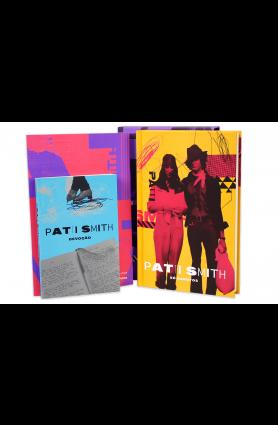 """Kit TAG Curadoria mar/18 - """"Só garotos"""", Patti Smith"""