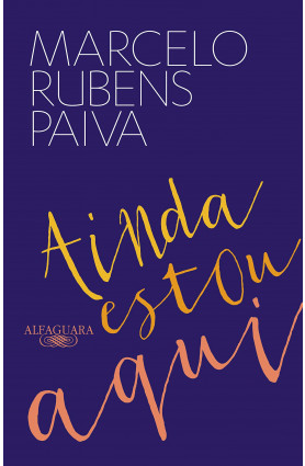 "Livro ""Ainda estou aqui"", Marcelo Rubens Paiva"