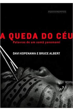 """Livro """"A Queda do Céu"""", Davi Kopenawa"""