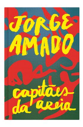 """Livro """"Capitães da areia"""", Jorge Amado - Edição exclusiva TAG"""