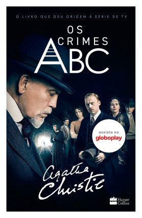 "Livro ""Os crimes ABC"", Agatha Christie"