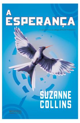 "Livro ""A esperança"", Suzanne Collins"