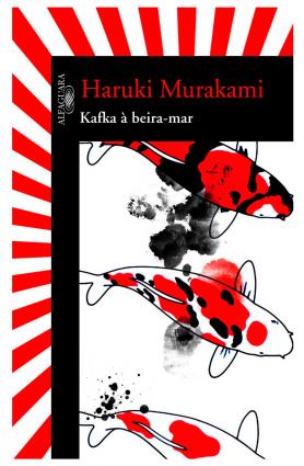 """Livro """"Kafka à beira mar"""", Haruki Murakami"""