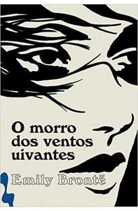 """Livro """"O morro dos ventos uivantes"""", Emily Brontë"""