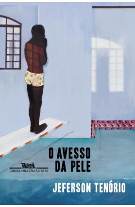 """Livro """"O avesso da pele"""", Jeferson Tenório"""