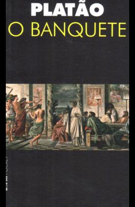 """Livro """"O Banquete"""", Platão - Edição de bolso"""