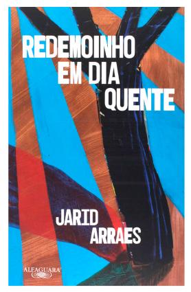 """Livro """"Redemoinho em dia quente"""", Jarid Arraes"""