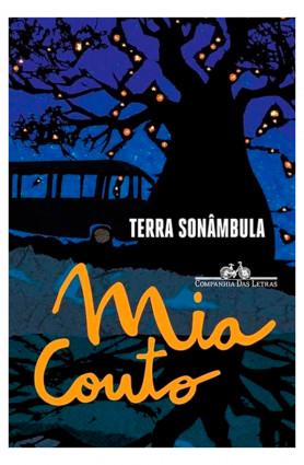 "Livro ""Terra sonâmbula"", Mia Couto"
