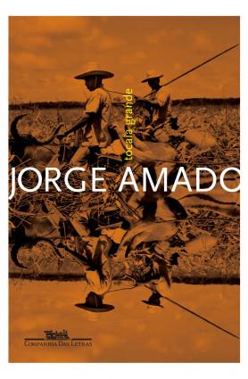 """Livro """"Tocaia grande"""", Jorge Amado"""