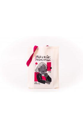 "Ecobag literária ""Toni Morrison"" - Mimo TAG Curadoria jul/21"