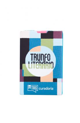 Super Trunfo Literário - Curadoria