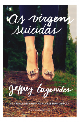 "Livro ""As virgens suicidas"", Jeffrey Euginedes"