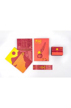 """Kit TAG Inéditos """"A Vida Secreta dos Escritores"""", Guillaume Musso (Out/20)"""
