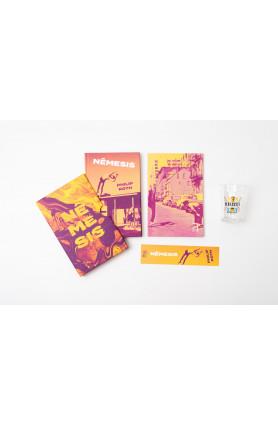 "Kit Curadoria ""Nêmeses"", Philip Roth (Abr/21) - Curadora Lilia Schwarcz"