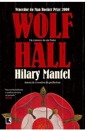 "Livro ""Wolf Hall"", Hilary Mantel"