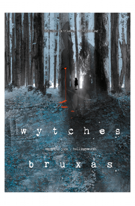 "HQ ""Wytches"", Scott e Jock Snyder"
