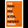 """Livro """"Fernando Pessoa & Cia Não Heterônima"""", Caio Gagliardi (Org.)"""