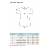 Camiseta baby look Caricaturas TAG