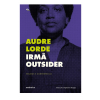 "Livro ""Irmã outsider"", Audre Lorde"