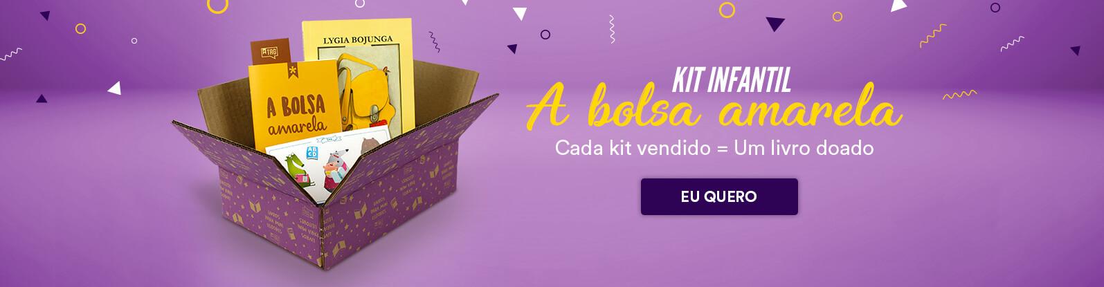 Kit - A bolsa amarela