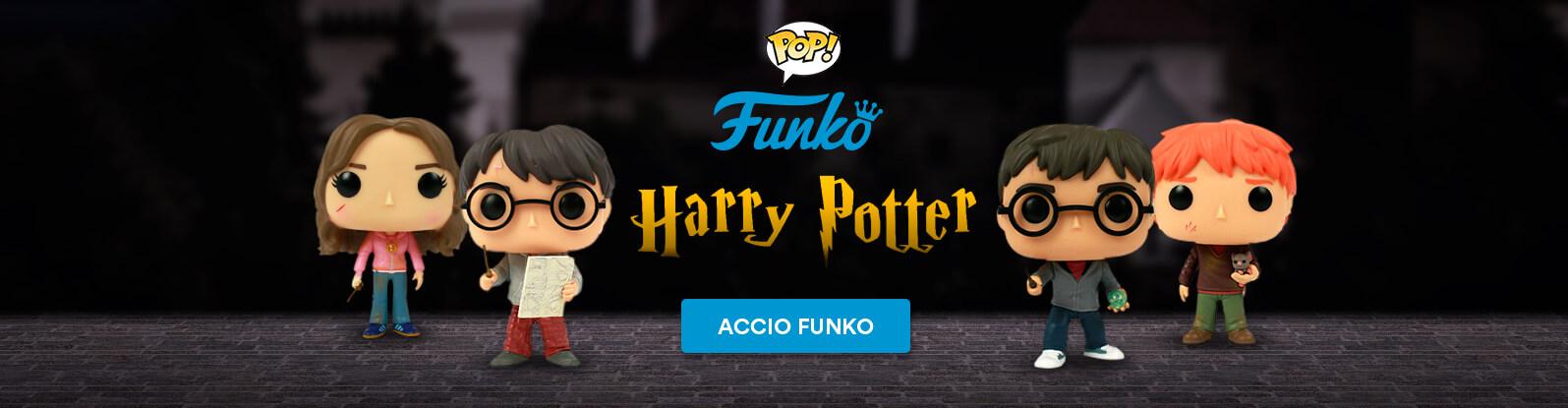 Pop Funkos do Harry Potter