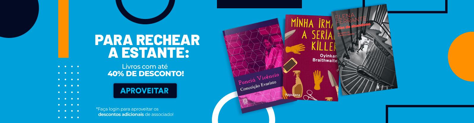 Livros em Promo - Aniversário da TAG!
