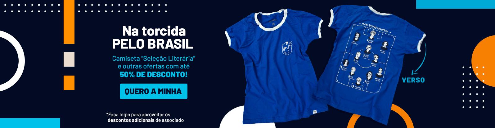 Camisetas - Seleção Literária