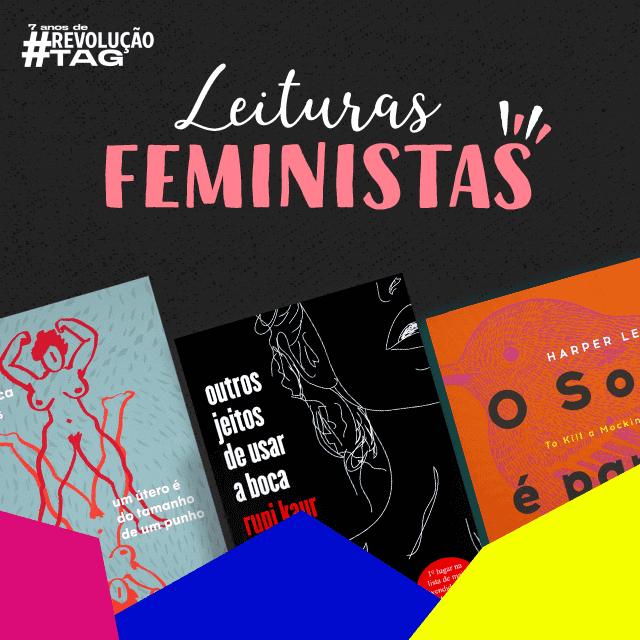 Aniversario 7 Anos - Leituras Feministas