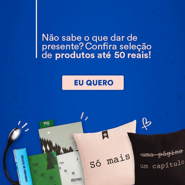 Seleção de produtos até 50 reais