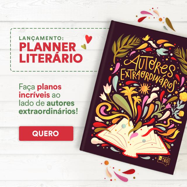 Lançamento: Planner Literário