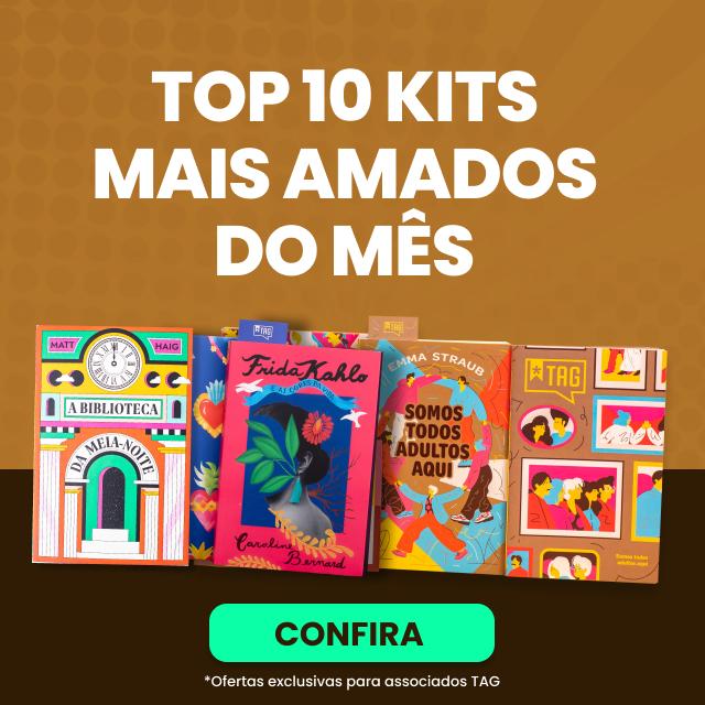 TOP 10 Kits mais amados do mês